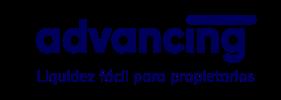 advancing logo